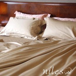 Niles埃及棉600織紗5尺標準雙人床包