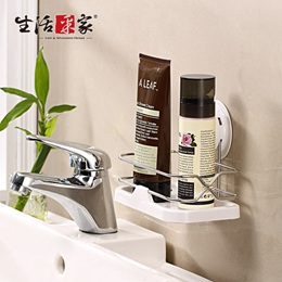 GarBath吸盤系列衛浴小物架