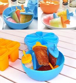 自製刨冰雪糕模具 - 附碗蓋