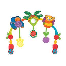 Playgro 熱帶風情弓型掛飾
