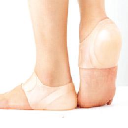 勝野式 - 足跟護膜(2入) 腳跟疼痛剋星