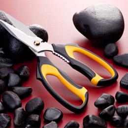 家庭必備日本不鏽鋼多功能萬用剪刀