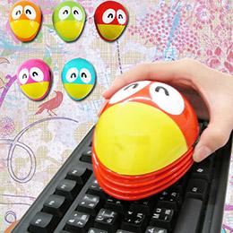 超熱賣!!可愛大嘴鳥造型吸塵器筆電