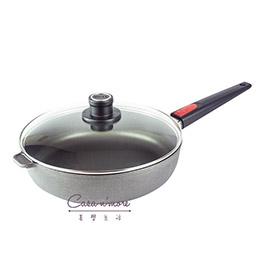 德國WOLL 鈦合金28cm不沾鍋 + 鍋蓋 重量2.1公斤