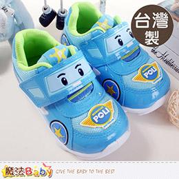 台灣製POLI授權正版兒童運動鞋