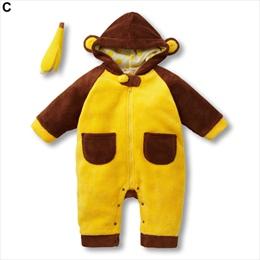 日本NISSEN動物造型連身衣