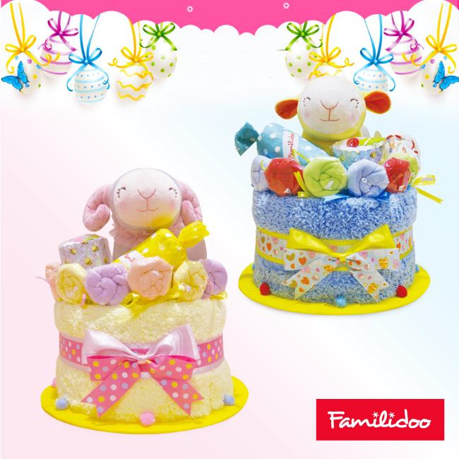 新生兒雙層蛋糕禮盒組