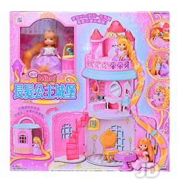 MIMI WORLD迷你長髮公主城堡