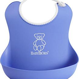 瑞典 Baby 軟膠防碎屑圍兜