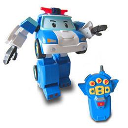 POLI-波力遙控機器人