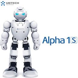 阿爾法藍芽操控機器人