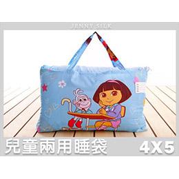 超值特惠.流行卡通兩用鋪棉型兒童睡袋.全程臺灣製