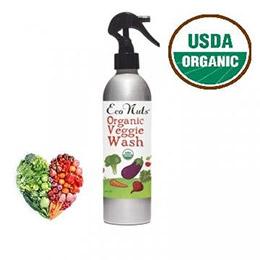可易潔 蔬果濃縮清洗精/有機認證
