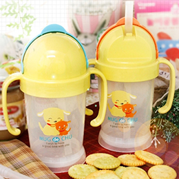 日本製Mug Chu吸管杯