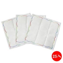 洗碗布/抹布(16層木質纖維-25入)