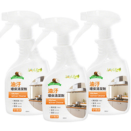JoyLife 油污天然無毒環保天然椰子油清潔劑500ml