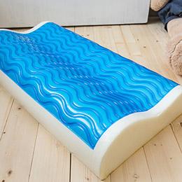 冷凝枕恆溫記憶枕