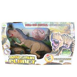 紅外線遙控恐龍(土黃)