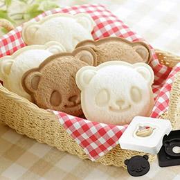 微笑考麵包機西點心口袋麵包模具