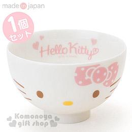Hello Kitty 日製陶瓷碗 精緻美濃燒新生活系列