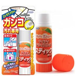 日本UYEKI 衣領袖口專用洗衣棒35g