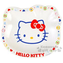 HelloKitty日製造型陶瓷盤