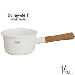日本富士FUJIHORO  B.M.S琺瑯牛奶鍋