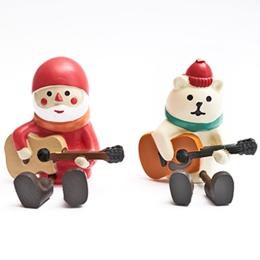 聖誕老人與北極熊的聖誕派對