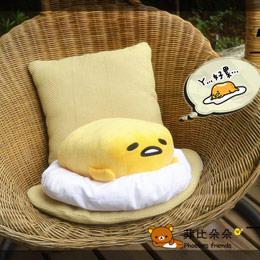超人氣蛋黃哥抱枕