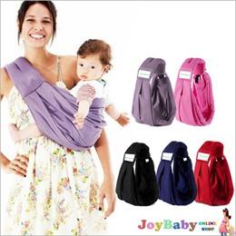 純棉襁褓式嬰兒背巾育兒巾