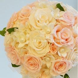 幸福婚禮系列-客製新娘捧花