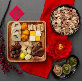 寵物年菜 - 春日御節料理