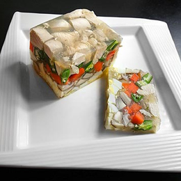 營養雞肉蔬菜凍 150g