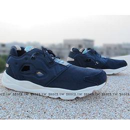 Reebok FuryLite GP 民族風復古跑鞋