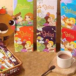人氣飲品6盒(三合一/二合一/任選口味)