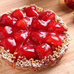 【點數20倍】法式新鮮草莓塔6吋→買就送樂天點數80點