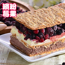 繽紛莓果★平均每盒$230免運