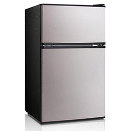 美國富及第 Frigidaire 90L一級節能雙門冰箱