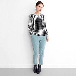 KBF 日本原裝進口寬鬆長褲