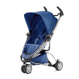 荷蘭【Quinny】Zapp Xtra2-2015 嬰兒推車(藍) 贈提籃+收納袋
