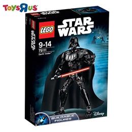 DARTH VADERTM 星際大戰 最新 黑武士 樂高 LEGO