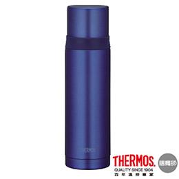 膳魔師 不鏽鋼真空保溫瓶0.5L(FEI-501-BL)藍