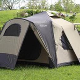 威力屋  超防水 銀膠抗UV帳篷