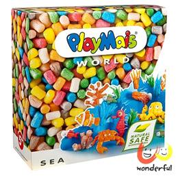 無毒玩具德國Playmais玩玉米創藝黏土