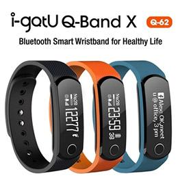 i-gotU Q-62 【二入組】 Q-Band X 智慧健身手環