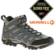 MERRELL GORE-TEX 高筒戶外多功能鞋
