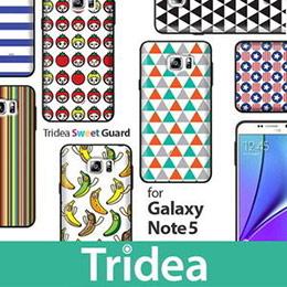 韓國 Tridea 塗鴉設計 吸震軟框 手機殼 S6/Note5