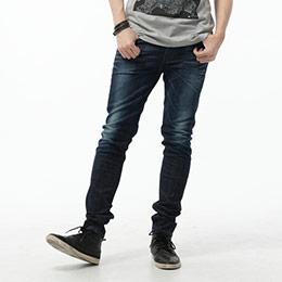 EDWIN EDGE LINE 經典修身窄管牛仔褲