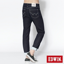 EDWIN BLUE JEANS COOL RELAX直筒褲