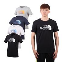 THE NORTH FACE 男LOGO T恤
